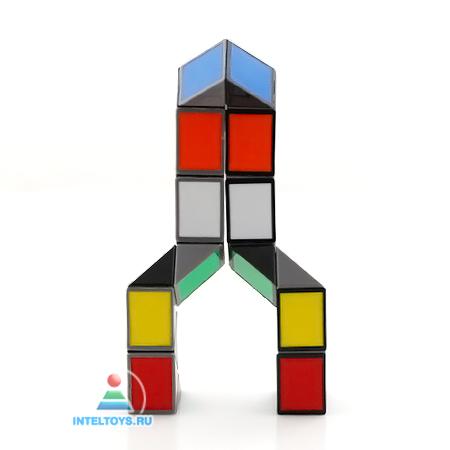 «Ракета» из Змейки Рубика
