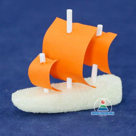 польский кораблик своими руками для завоза прикормки