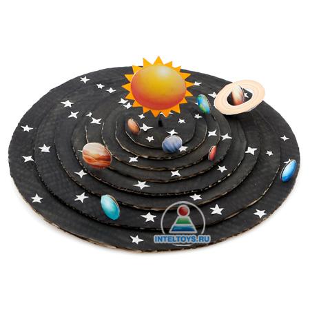 Солнечная система мастер класс